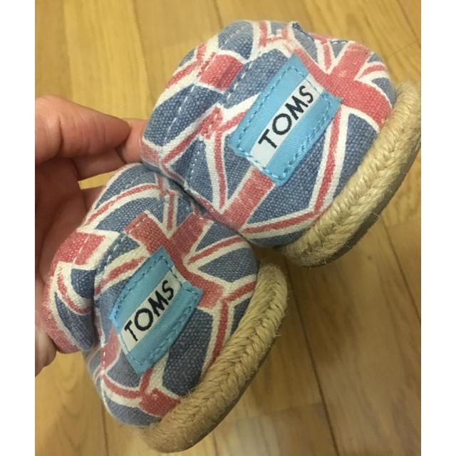 TOMS(トムズ)のTOMS 23cm ユニオンジャック レディースの靴/シューズ(スニーカー)の商品写真