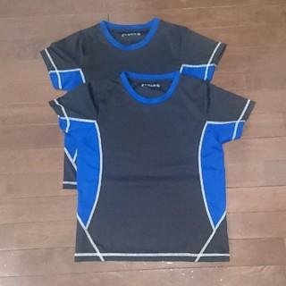 ジーユー(GU)のGU sports ドライ Tシャツ130,140 ★2枚(Tシャツ/カットソー)