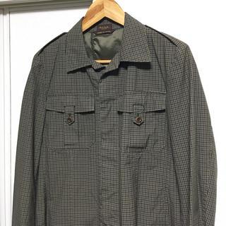 ポールスミス(Paul Smith)の極美品 ポールスミス コレクション ミリタリー シャツ ジャケット サファリ(ミリタリージャケット)
