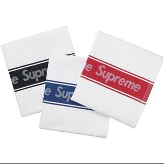 シュプリーム(Supreme)の supreme タオル(タオル/バス用品)