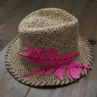 ドゥーズィエムクラス(DEUXIEME CLASSE)のLola 麦わら帽子(麦わら帽子/ストローハット)