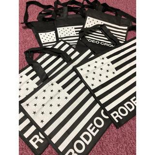 ロデオクラウンズワイドボウル(RODEO CROWNS WIDE BOWL)のRCWBショッパーSET(ショップ袋)