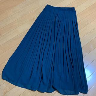 しまむら -  使えるプリーツスカート M
