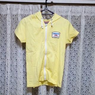 コンバース(CONVERSE)のレディース 半袖上着 コンバース(カットソー(半袖/袖なし))