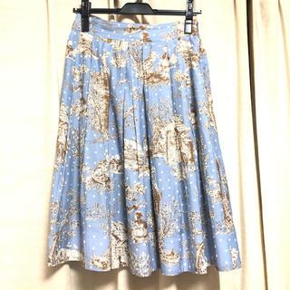 ジェーンマープル(JaneMarple)のフェアリーテイルスカート(ひざ丈スカート)