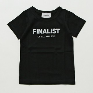 about a LUCA アバウト ア ルカ FINALIST Tシャツ 100