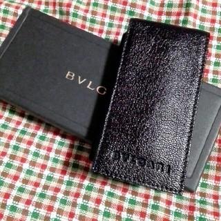 ブルガリ(BVLGARI)の値下げ☆BVLGARI ipodケース【黒】即購入歓迎(iPhoneケース)