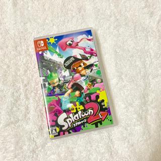 小麦子様専用 スプラトゥーン2 NintendoSwitch(家庭用ゲームソフト)