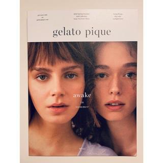 ジェラートピケ(gelato pique)のジェラートピケ gelatopique 2019 SS summerカタログ(その他)
