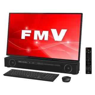 フジツウ(富士通)のFMV ESPRIMO FH90/B2 FMVF90B2B 状態綺麗です!早いも(デスクトップ型PC)