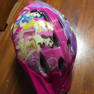 ディズニー(Disney)の子供ヘルメット cherry様専用(ヘルメット/シールド)