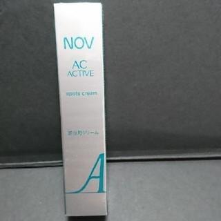 NOV - ノブ ACアクティブスポッツクリーム 部分用クリーム