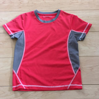 ジーユー(GU)のスポーツTシャツ130  同梱200円引き(Tシャツ/カットソー)