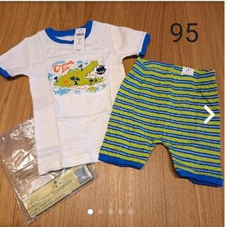 ベビーギャップ(babyGAP)の新品☆95 ベビーギャップ 半袖 パジャマ(パジャマ)