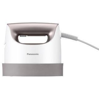 パナソニック(Panasonic)のPanasonic 衣類スチーマー (シルバー) NI-FS750-S(アイロン)