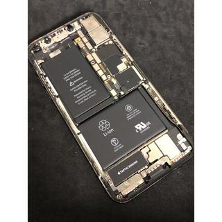 アイフォーン(iPhone)の【ジャンク】iPhoneX(その他)