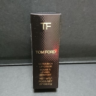 トムフォード(TOM FORD)のトムフォード ウルトラリッチリップカラー 33C カイヤ(口紅)