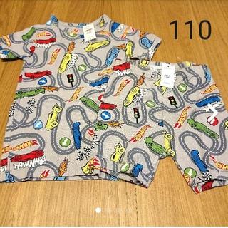 ベビーギャップ(babyGAP)の新品☆110 ベビーギャップ 半袖 パジャマ(パジャマ)