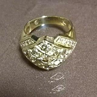 専用です!k14ダイヤリングk18ブレスレット(リング(指輪))