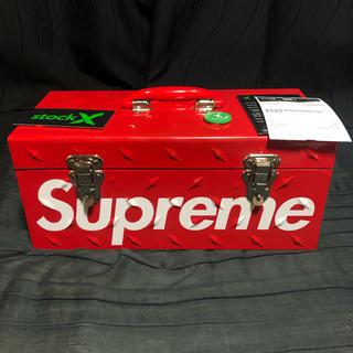 シュプリーム(Supreme)のA&D様 専用 最安値!Supreme ツールボックス(ケース/ボックス)