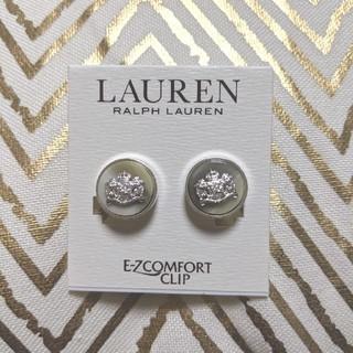 ラルフローレン(Ralph Lauren)の最安値💖ラルフローレン イヤリング ロゴ エンブレム(イヤリング)