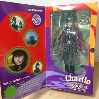 メディコムトイ(MEDICOM TOY)のチャーリーとチョコレート工場 RAH ウィリー ウォンカ (キャラクターグッズ)