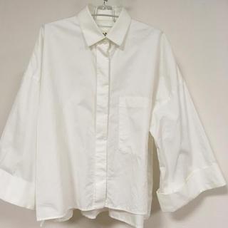 エンフォルド(ENFOLD)のENFOLD ワイドスリーブシャツ(シャツ/ブラウス(長袖/七分))