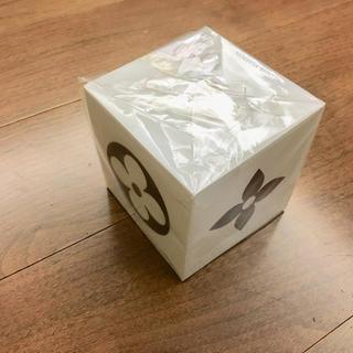 ルイヴィトン(LOUIS VUITTON)のルイヴィトン   キューブ型 メモ  非売品 (ノベルティグッズ)