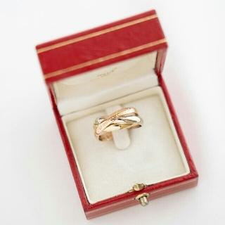 カルティエ(Cartier)のカルティエ トリニティ リング、クラシック (リング(指輪))