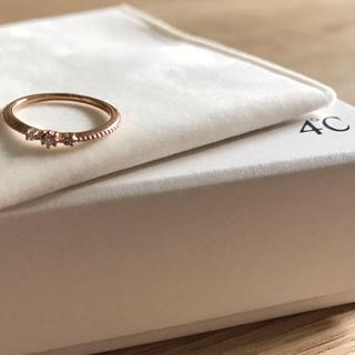 ヨンドシー(4℃)の4°C ピンキーリング (リング(指輪))