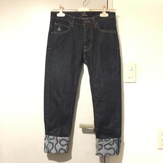 ヴィヴィアンウエストウッド(Vivienne Westwood)のAnglomania denim squiggle jean (デニム/ジーンズ)