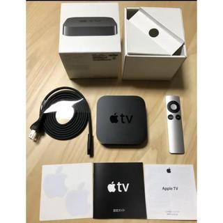 アップル(Apple)のAppleTV 3世代(その他)