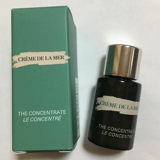 ドゥラメール(DE LA MER)のドゥラメール  コンセントレート  美容液 サンプル(美容液)