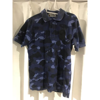 アベイシングエイプ(A BATHING APE)のポロシャツ(ポロシャツ)