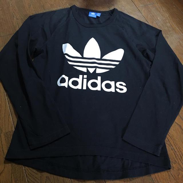 adidas(アディダス)の☆adidas 長袖Tシャツ☆ レディースのトップス(Tシャツ(長袖/七分))の商品写真