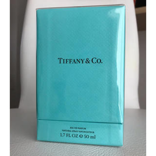 ティファニー(Tiffany & Co.)のお値下げ!!ティファニー オードパルファム 新品未開封(香水(女性用))