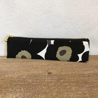 マリメッコ(marimekko)のマリメッコ コンパクトペンケース Handmade (その他)