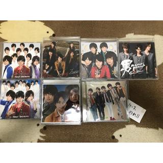 セクシー ゾーン(Sexy Zone)のセクゾ CD dvd 7枚セット ウェルセク  男 キンプリ(ポップス/ロック(邦楽))