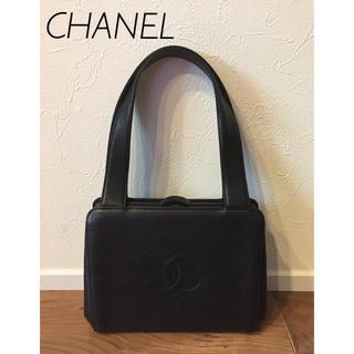 434aee00955c シャネル(CHANEL)の極美品 ハワイ購入 CHANEL シャネル キャビアスキン バッグ 冠