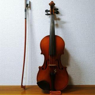 【深赤良木】スズキ No.220 バイオリン 1/8 鈴木 1975(ヴァイオリン)