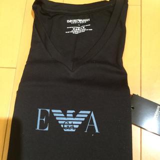 エンポリオアルマーニ(Emporio Armani)のアルマーニ VネックTシャツ(Tシャツ/カットソー(半袖/袖なし))