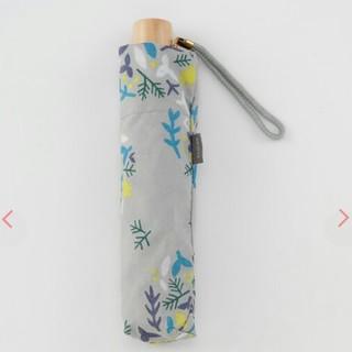 スタディオクリップ(STUDIO CLIP)の新品★KEYUKA 雨晴兼用折り畳み傘(傘)