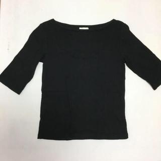 ジーユー(GU)のGU 七分リブ(Tシャツ(長袖/七分))