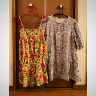 ベルメゾン(ベルメゾン)の子供服  140  女の子  ワンピース(ワンピース)