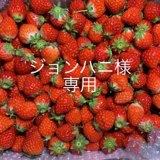 ジョンハニ様専用●クール便●小粒苺4kg(フルーツ)