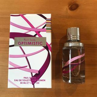 ポールスミス(Paul Smith)のPAUL SMITH OPTIMISTIC * 香水 おまけ付き(香水(女性用))