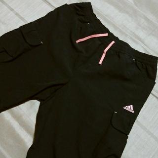 アディダス(adidas)のadidas ハーフパンツ(七分丈) レディース Lサイズ(ハーフパンツ)