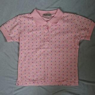 シマムラ(しまむら)の130cm ポロシャツ(Tシャツ/カットソー)