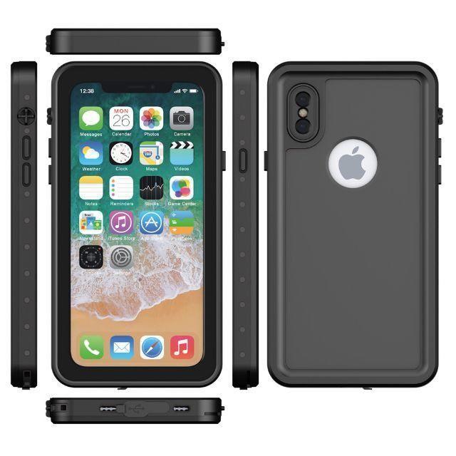 ルイヴィトン iphone8plus ケース 新作 - iPhoneX/XS、XR 防水、防塵、耐衝撃米軍仕様ケースの通販 by TERAZO |ラクマ