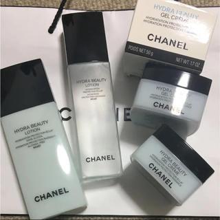 シャネル(CHANEL)のCHANEL シャネル 化粧品空き瓶/空き箱 5点セット(小物入れ)